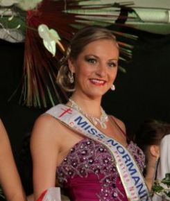 Miss Normandie 2012, concours Miss Prestige National 2013