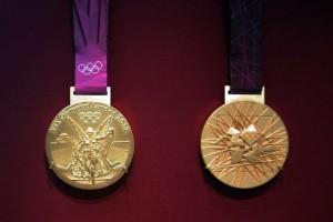 medaille JO Londres