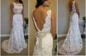 ceinture robe de mariée