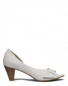 chaussures de mariage ouvertes