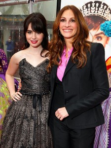 Julia Roberts Lily Collins