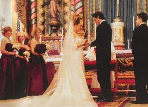 mariage jennie garth 300x217 Mariage de Jennie Garth