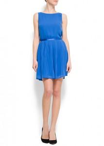 robe bleue kate middleton