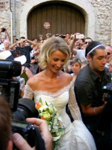 mariage jean dujardin alexandra lamy