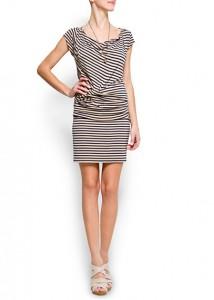 robe rayée 2012
