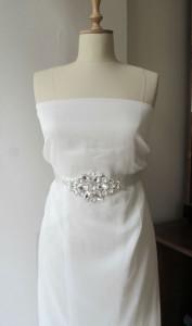ceinture robe mariée