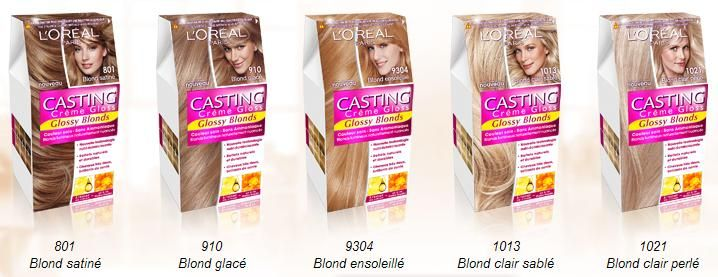casting cr195168me gloss blonds ambr195169 pictures to pin on pinterest - Coloration Casting Creme Gloss