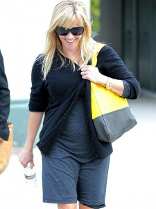 reese witherspoon enceinte