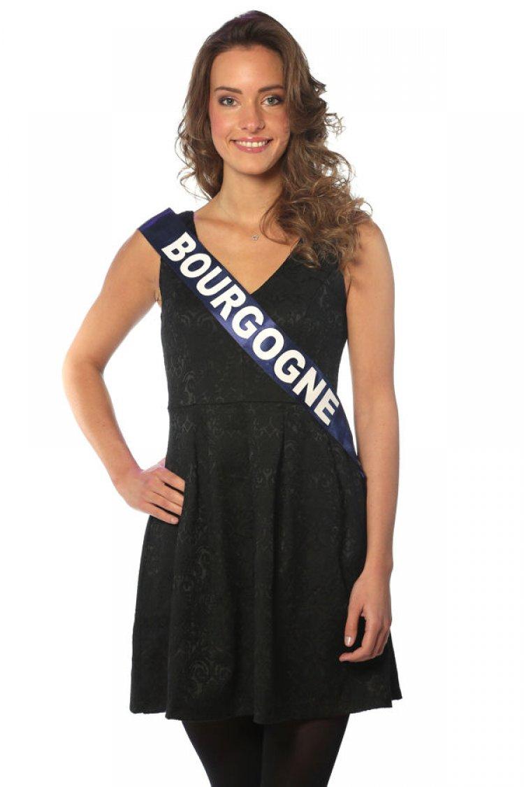 Miss Bourgogne Marie Reintz