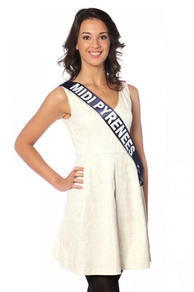 Miss Midi Pyrenees