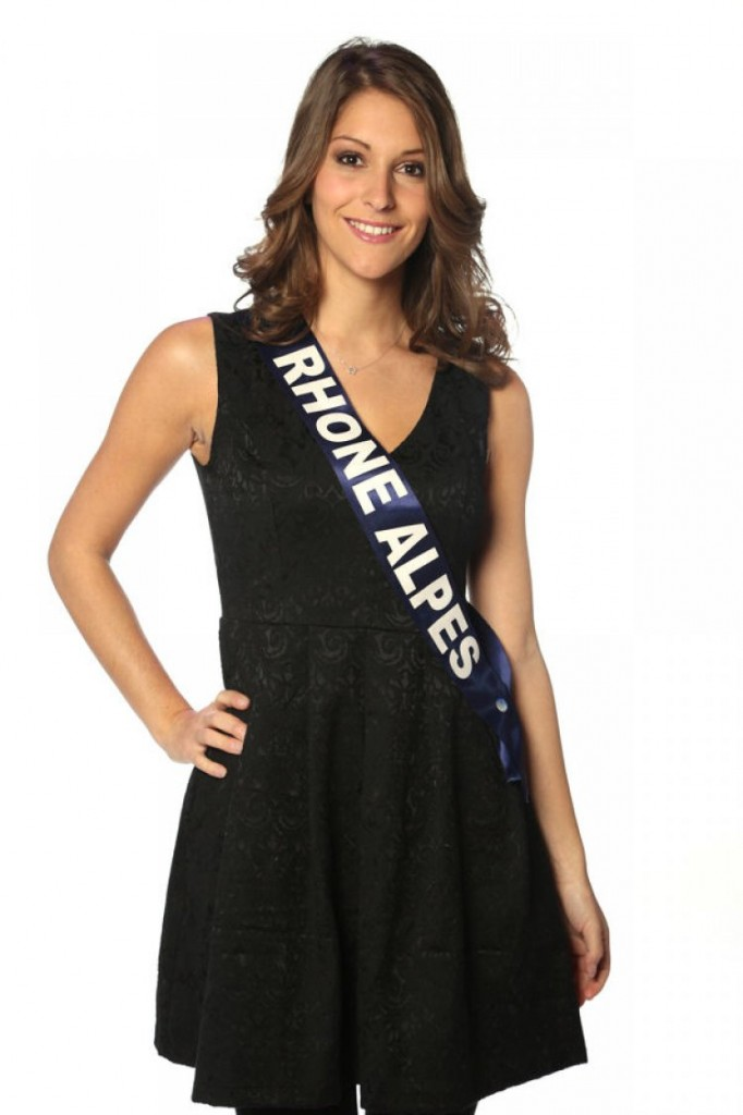 Miss Rhones Alpes