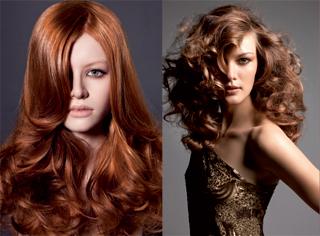 Trouver sa couleur de cheveux idéale