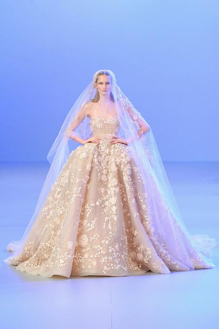 Robe de mariée Elie Saab 2014
