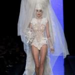 Robe de mariée Jean-Paul Gaultier 2014