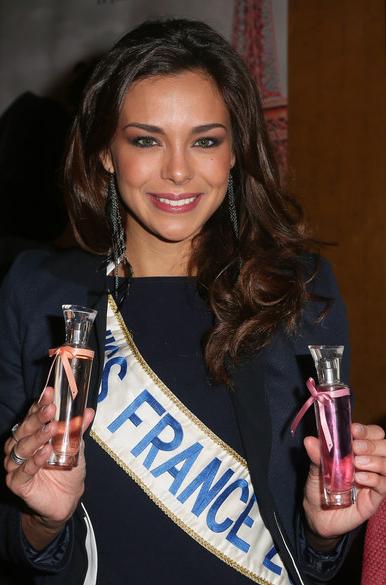 Les parfums de Miss France