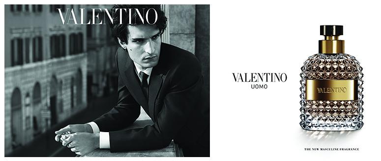 Louis Garrel pour Valentino Uomo