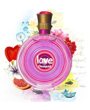 Parfum Love de Desigual