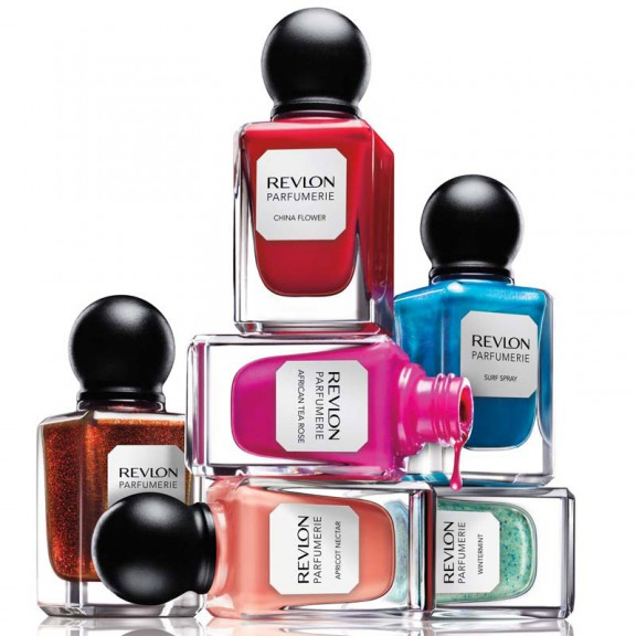 Vernis à ongles parfums