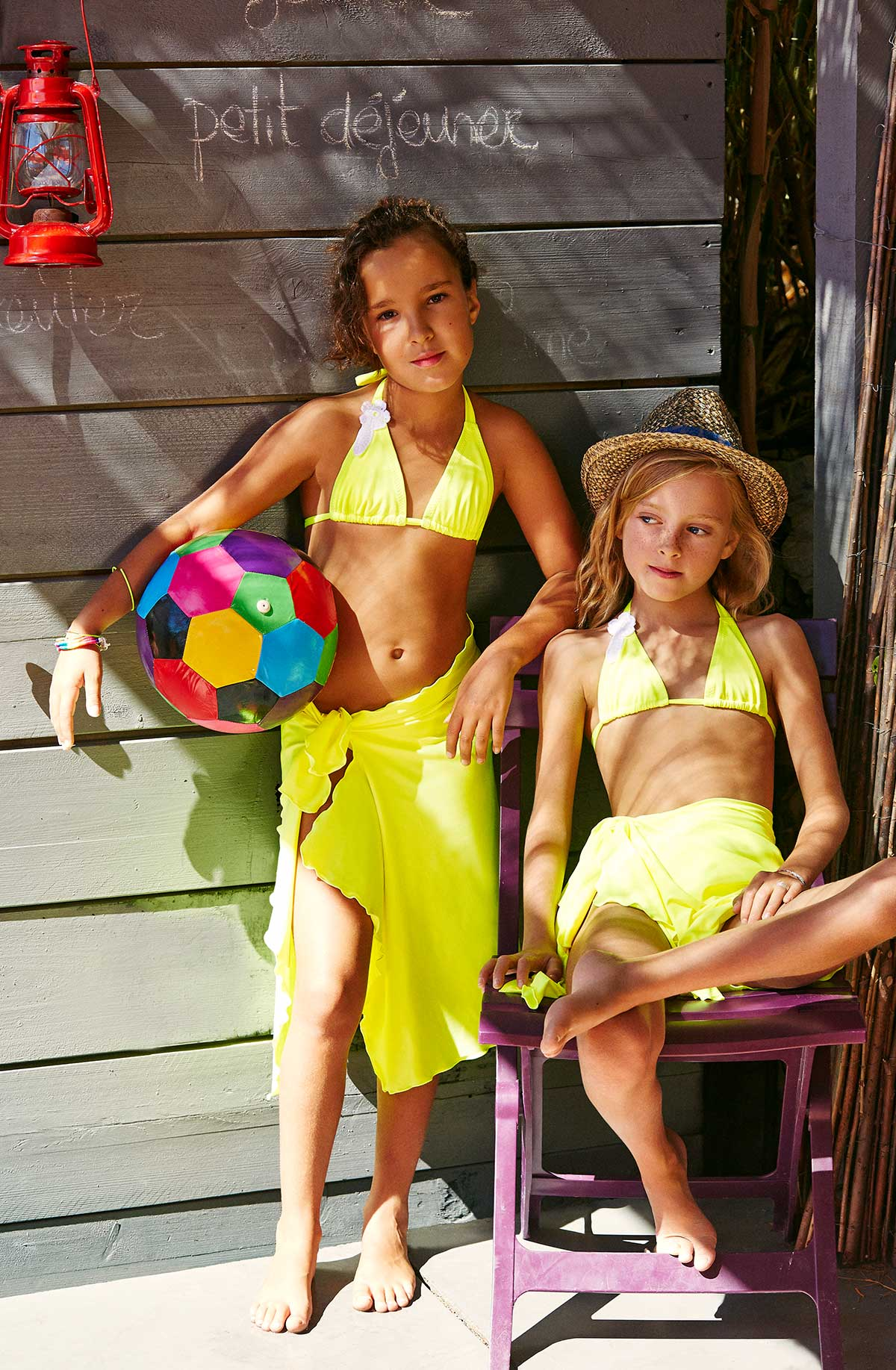 Maillots enfants Pain de Sucre Little 2014