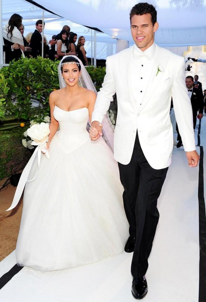Robe De Mariee De Kim Kardashian