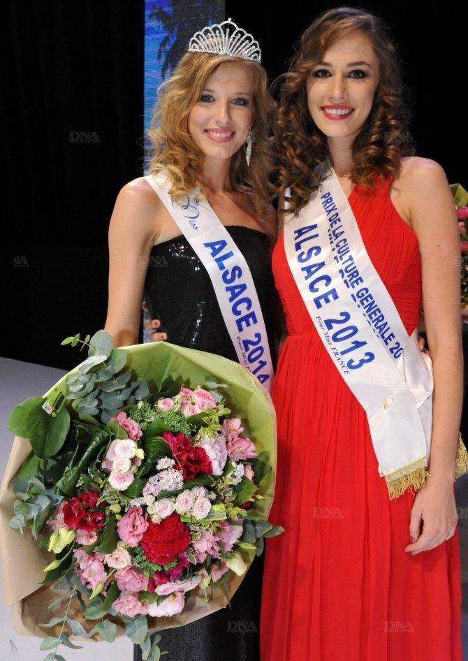 Alyssa Wurtz Miss Alsace 2014