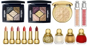Maquillage Dior Golden Shock Diorific (1)