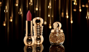 Maquillage Dior Golden Shock Diorific