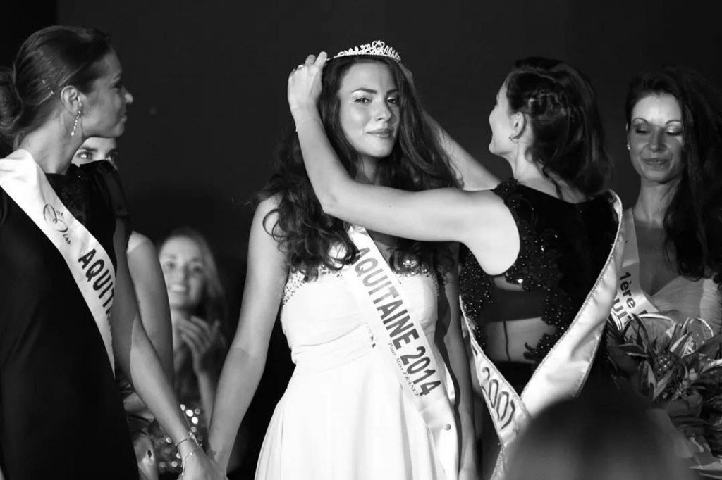 Miss Aquitaine 2014, Malaurie Eugenie