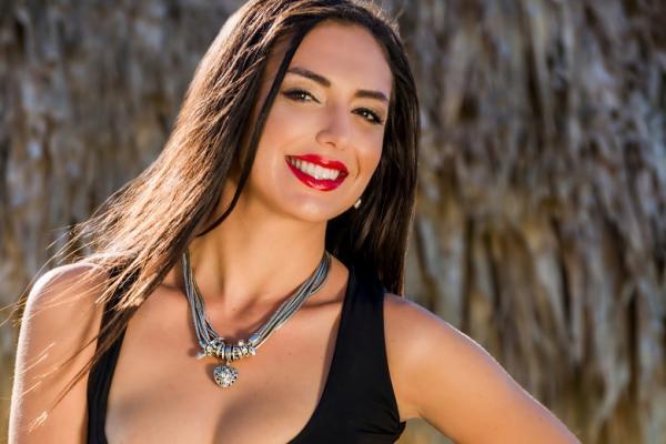 Miss Auvergne : Océane Faure , candidate Miss France