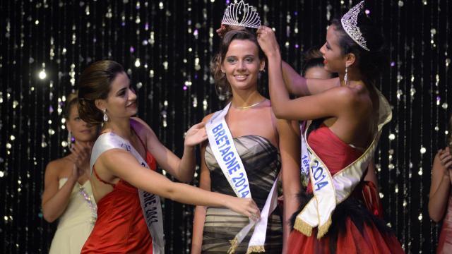 Miss Bretagne 2014, Maïlys Bonnet
