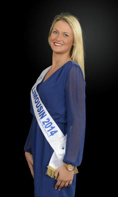 Miss Limousin 2014, Léa Froidefond