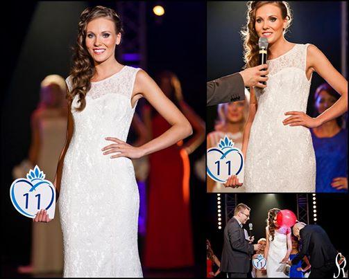 Miss Lorraine 2014, Charlène Lallemand