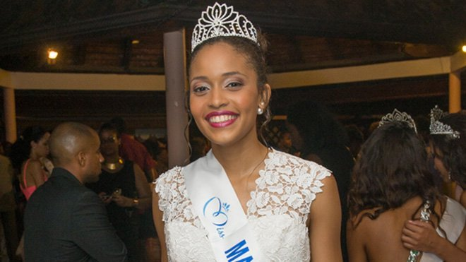 Miss Martinique 2014, Moëra Michalon