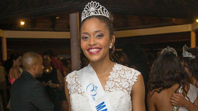Miss Martinique 2014, Moera Michalon