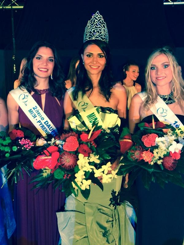 Miss Midi-Pyrenees, Laura Pelos