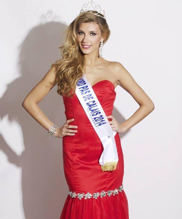 Miss Nord-Pas-De-Calais 2014, Camille Cerf