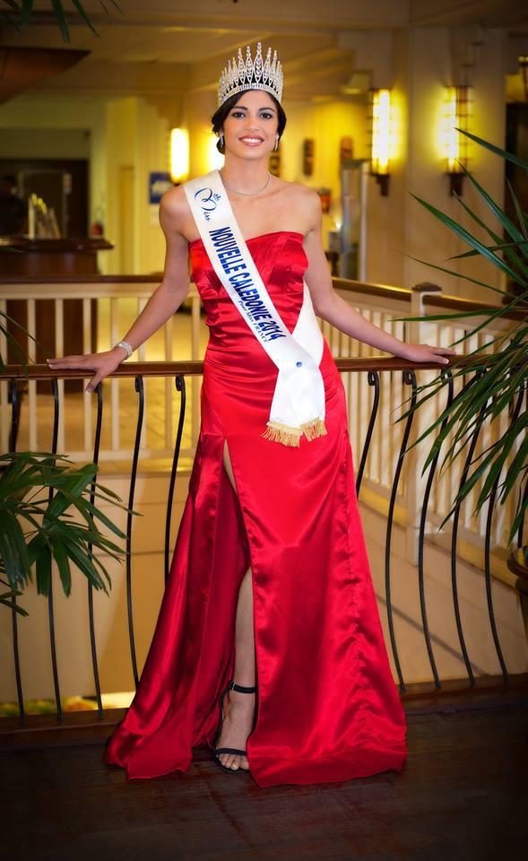 Miss Nouvelle-Calédonie 2014, Mondy Laigle