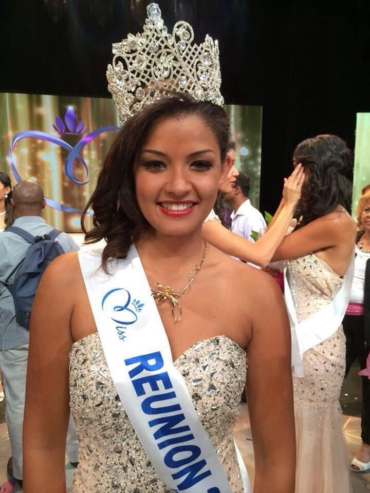 Miss Réunion 2014, Ingreed Mercredi