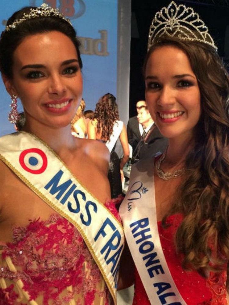 Miss Rhône-Alpes, Aurore Thibaud