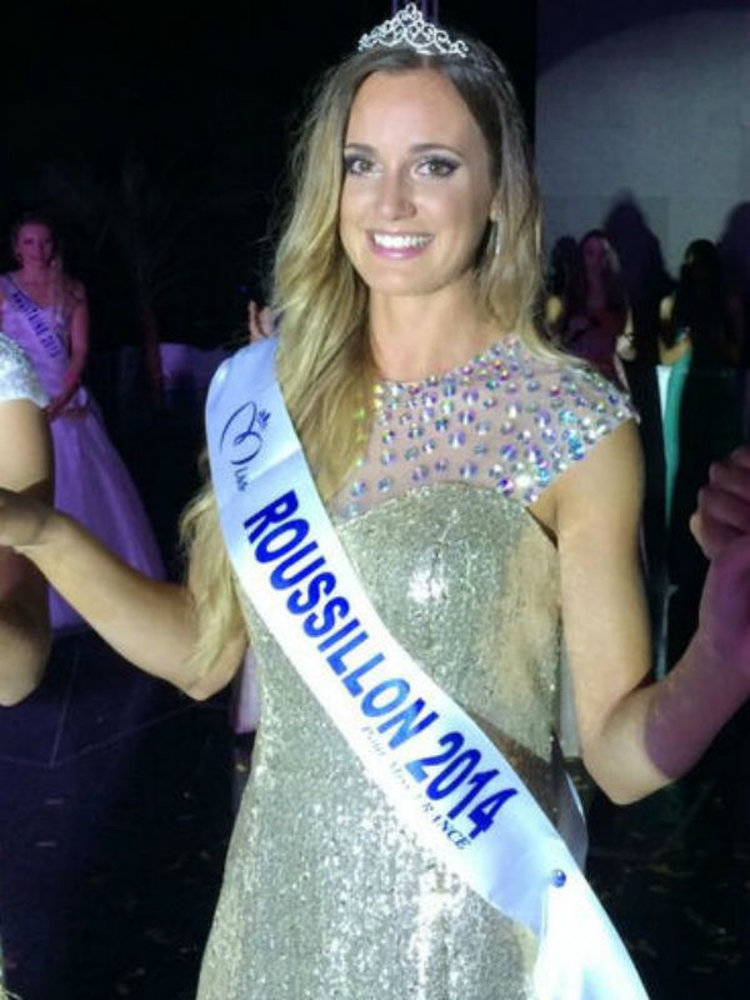 Miss Roussillon, Sheana Vila Real