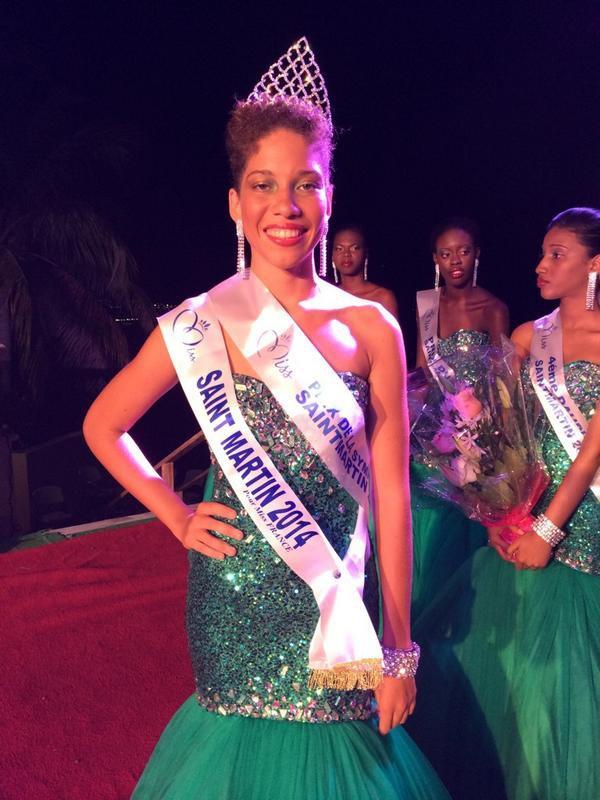 Miss Saint-Martin 2014, Nadika Matthew-Gauthier