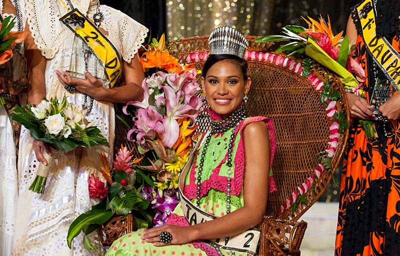 Miss Tahiti, Hinarere Taputu