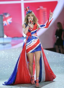 Taylor Swift victoria s secret