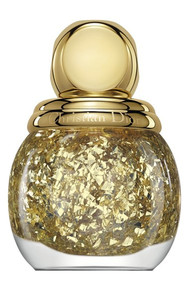 Top Coat Diorific Golden Shock de Dior