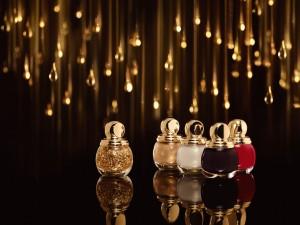 Vernis Diorific Golden Shock Dior