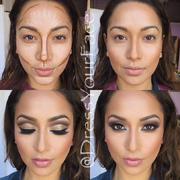 """Résultat de recherche d'images pour """"gros maquillage"""""""