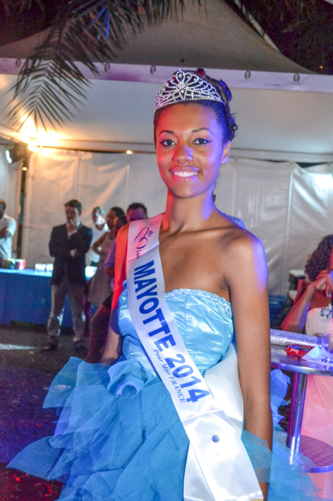 miss Mayotte Ludy Langlade