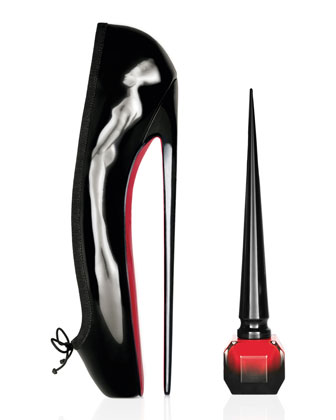 vernis rouge Louboutin