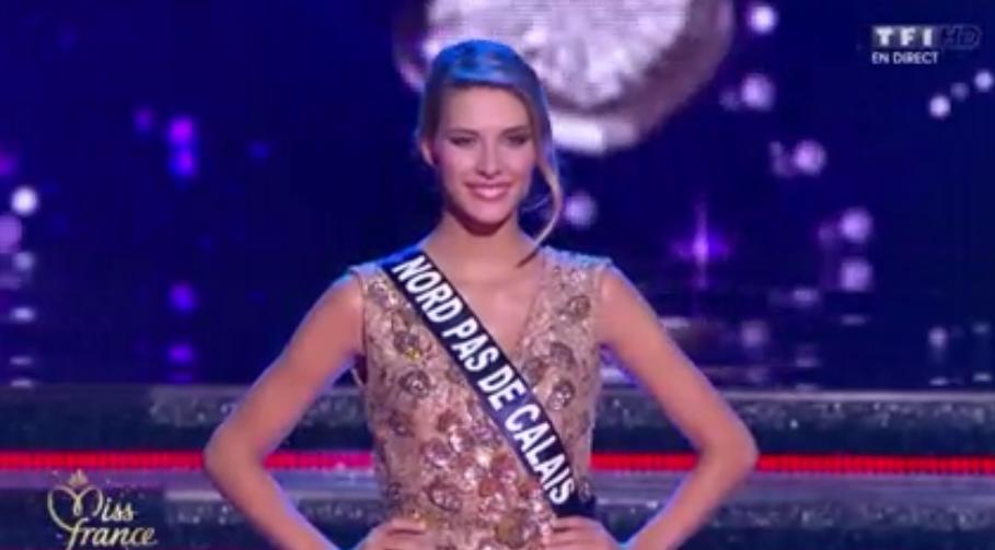 Miss France 2015 est Camille Cerf Miss Nord Pas de Calais 2014