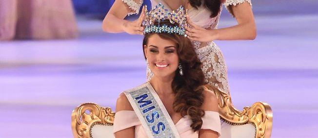 Miss Monde 2014 est Miss Afrique du Sud, Rolene Strauss